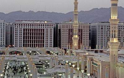 5 star hajj packages 2014