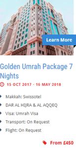 Golden-umrah-package