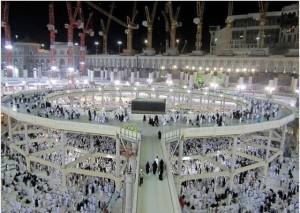Physical Preparation Before Hajj