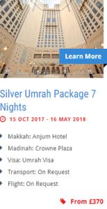 silver-umrah-package