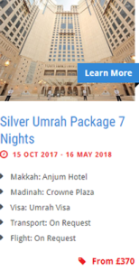 silver-umrah-package