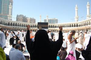 Say no to Haj selfie!