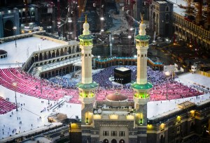 Holy-Kaaba-(view-from-Makkah-Royal-Clock-Tower)