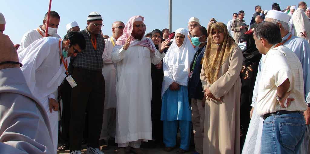 Haj inspectors go fully electronic