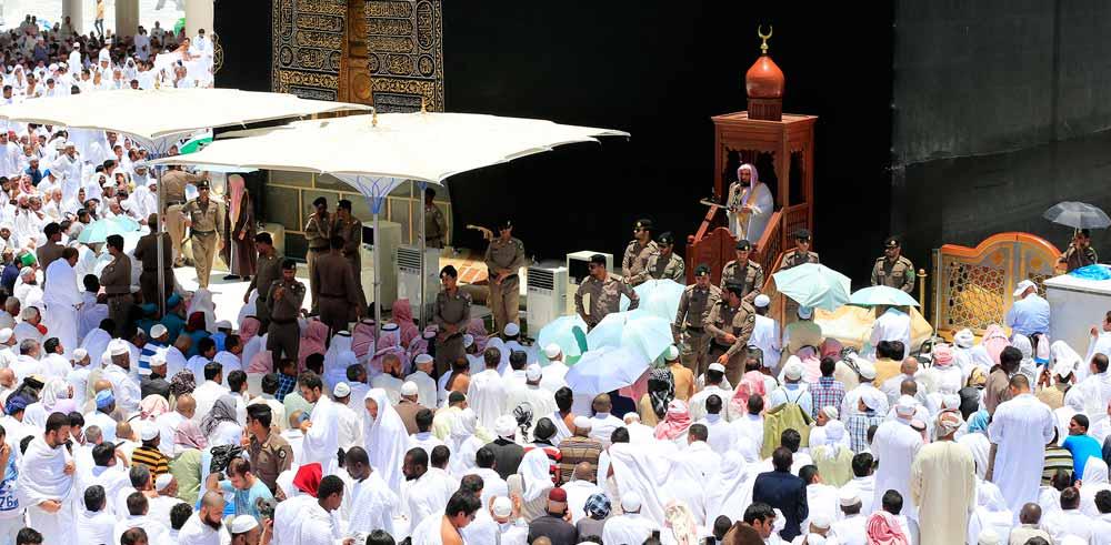 Social wisdoms in Hajj