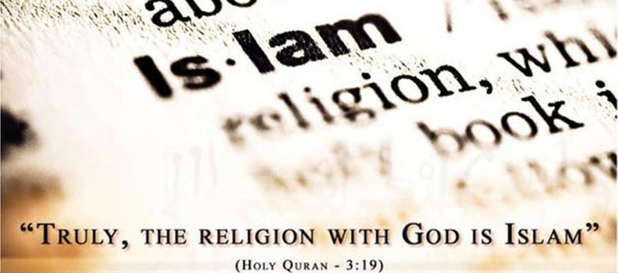 Islam first to teach tolerance