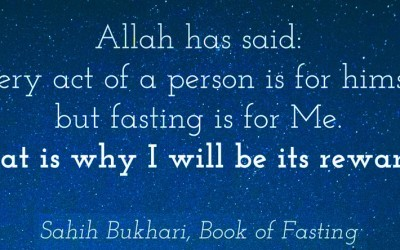 Ramadan, a precious gift for Muslims