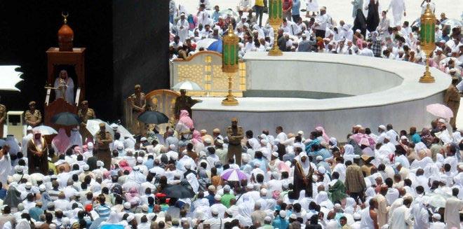 The Values of Hajj