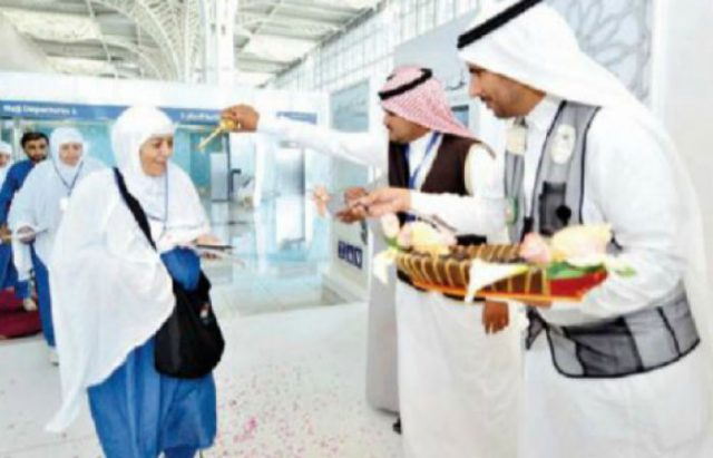 385,191 pilgrims arrive in Madinah