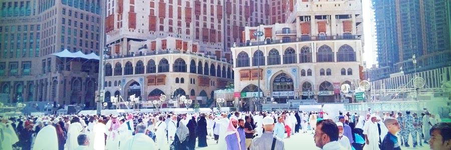 Minor Pilgrimage (Umrah) Hadeeths