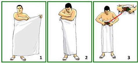 ehram for men