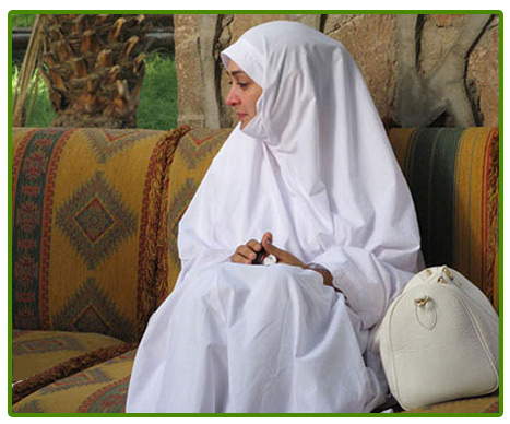 ehram for women