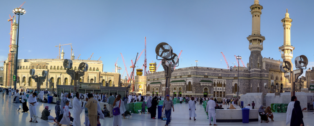 Perform The Umrah For The Sake Of Allah