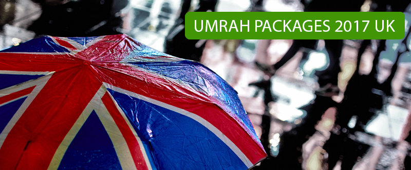 Umrah Packages 2017 UK