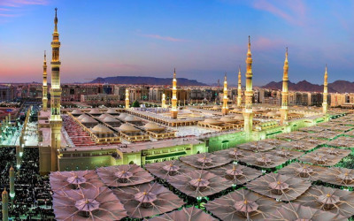 Umrah Packages with Flights