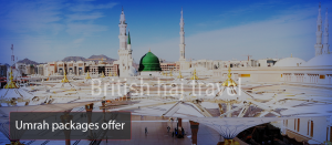 Umrah packages offer
