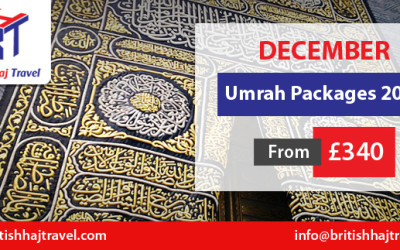 5 Star December Umrah Packages