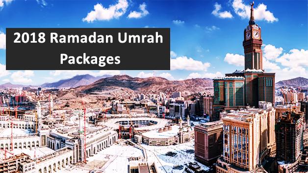 Economy Ramadan 2018 Umrah Packages