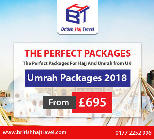 The Perfect Packages For Hajj And Umrah from UK