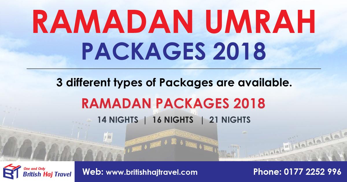 Cheap Ramadan Umrah 2018 With Best Travel Agency British